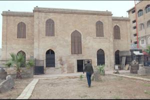 28 Rehabilitation of the Raqqa Museum c Xavier de Lauzanne 1