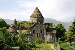 9540 Photo Sanahin Monastery externalview