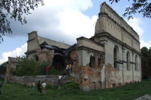 Brody Ukr ruin 1
