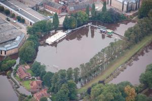 Climate Change 1 York Flooding Damage