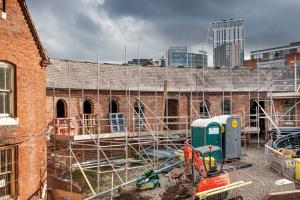 Culture Recovery Fund 1 Roundhouse Birmingham