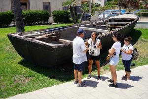 Documenting Marzamemis Mattanza Heritage Interviews credit J Leidwanger