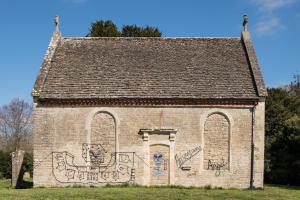 Heritage Crime 1 Lawns Chapel Swindon
