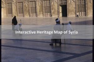 Interactive Heritage Map of Syria