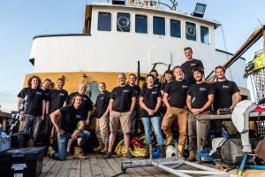 Rooswijk 1 Project Team 2017
