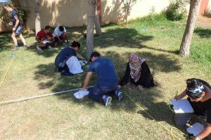 The Nautical Archaeology Society Lebanon Training image courtesy NAS