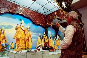 World Faiths 1 Shree Radha Krishna Mandir Liverpool