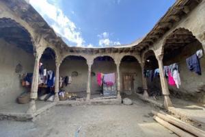 Yasin vernacular courtyard