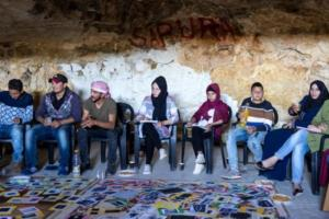Bedouin lived cultural heritage