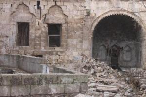 Husamiye madrasa ruins by dogru haber