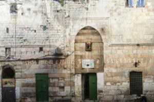 Mamluk facade