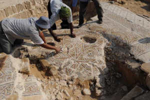 Preservation archaeology gaza