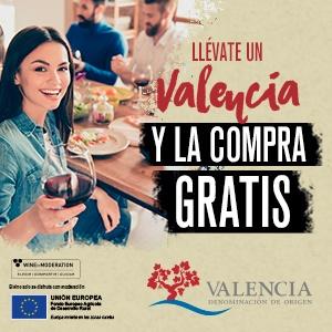 Llévate un Valencia y tu compra gratis