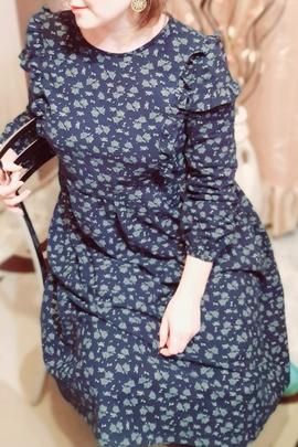 Платье Вики.                                 cover of user feedbackПользователь 150498