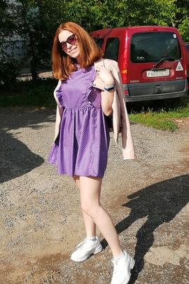 Платье Вики.                                 cover of user feedbackПользователь 29283