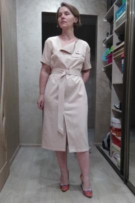 Платье Рената.                                 cover of user feedbackПользователь 85118
