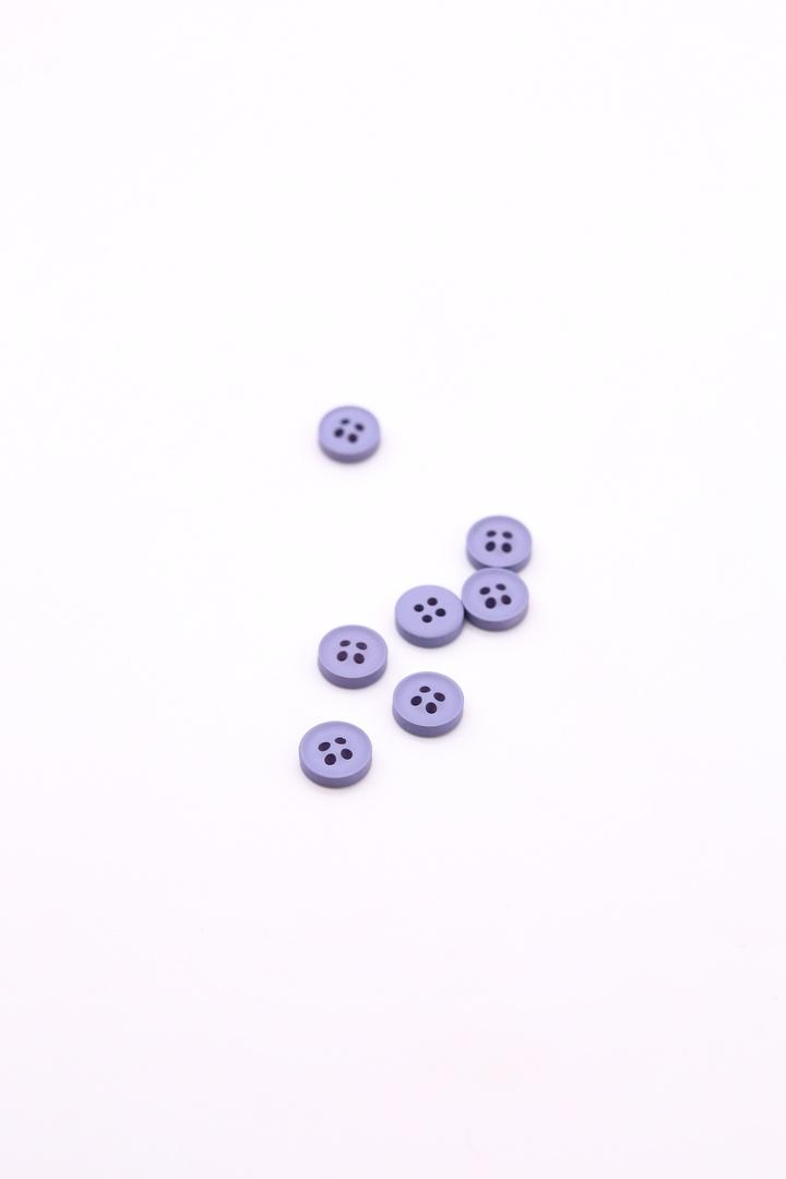 Пуговицы, лавандовый (d 1см)