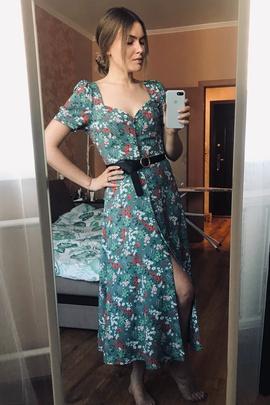 Платье Ролиз.                                 cover of user feedbackПользователь 37659