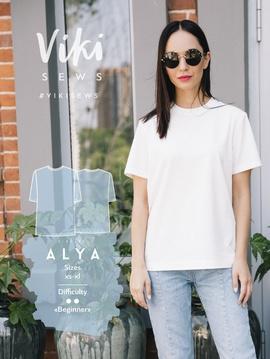 Alya t-shirt