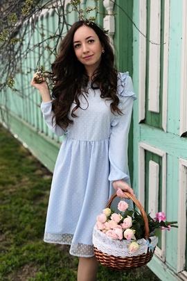 Платье Вики.                                 cover of user feedbackЕлизавета