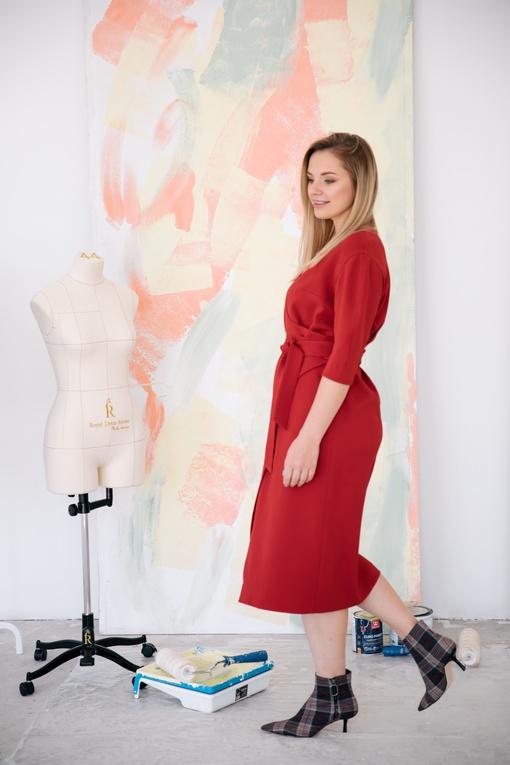 Платье Нанни