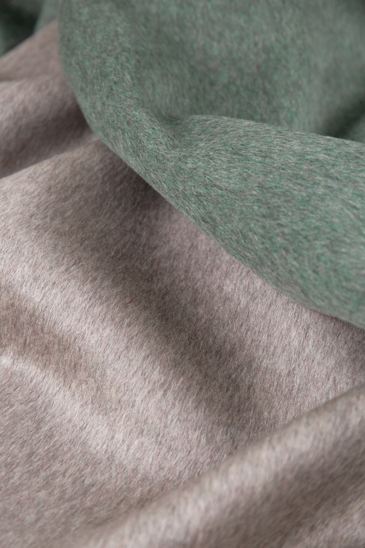 Пальтовая, (двухслойный) серый изумруд (2,5 м.)
