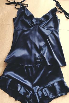 Пижамка - одно удовольствие, что шить, что носить)))