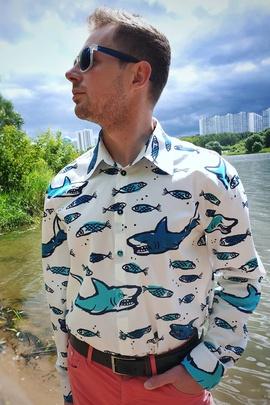 Рубашка Кевин.                                 cover of user feedbackПользователь 291
