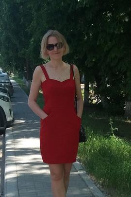 Платье Джус.                                 cover of user feedbackХритинина Оксана