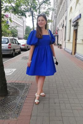 Платье Юни.                                 cover of user feedbackАнна Смирнова