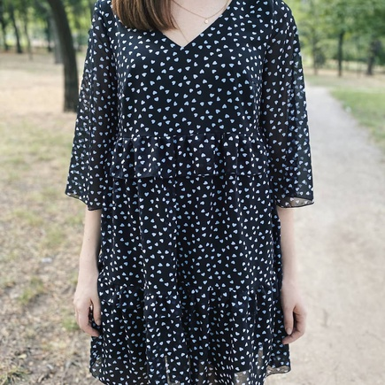 Платье Джуди из шифона 🌿