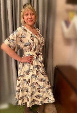 Платье Алисия.                                 cover of user feedbackПользователь 161981