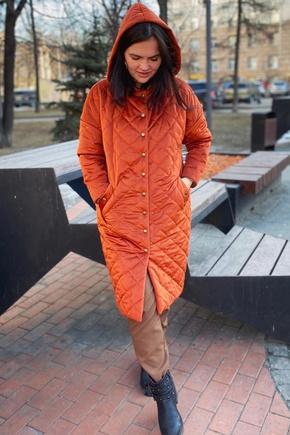 Уютное пальто!
