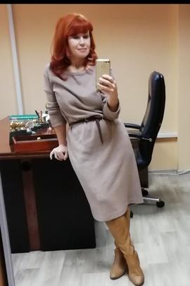 Платье Тельма.                                 cover of user feedbackПользователь 38100