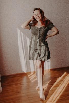 Платье Ролиз.                                 cover of user feedbackOlya Ver