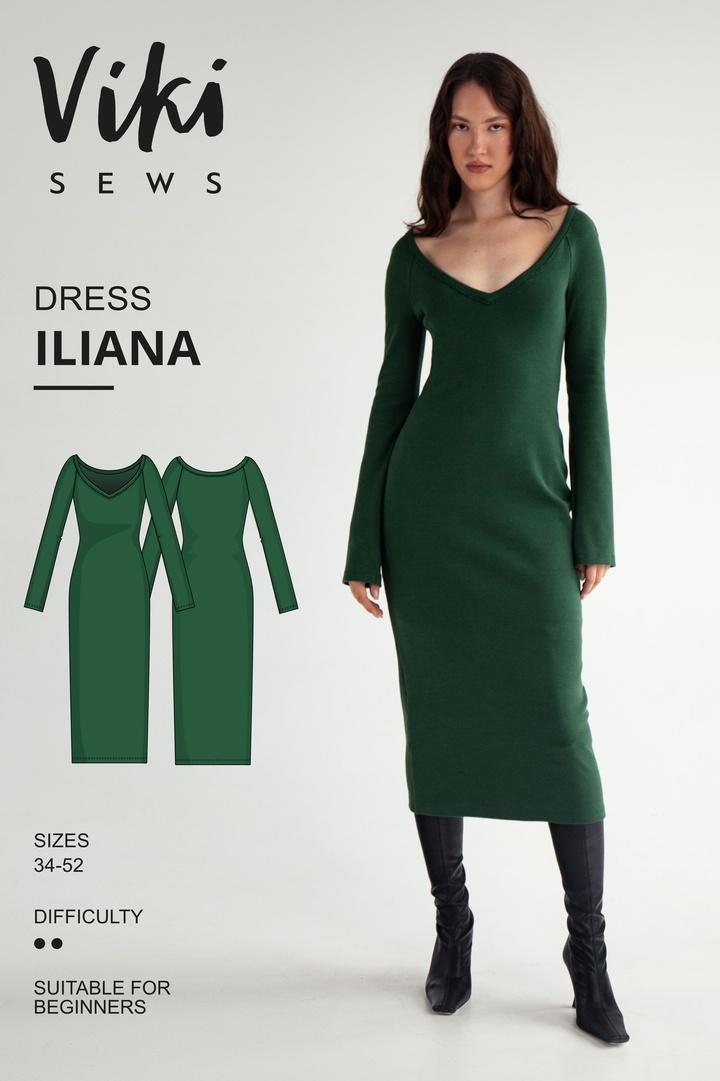 Iliana Dress