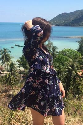Платье Джуди.                                 cover of user feedbackПользователь 22721