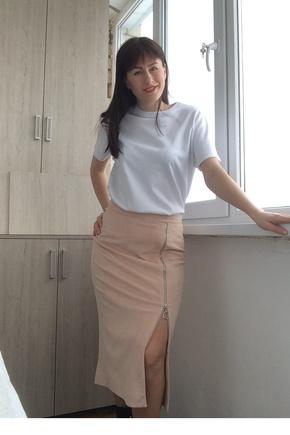 Юбка Теона + футболка Аля