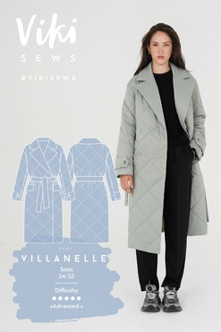 Villanelle Coat