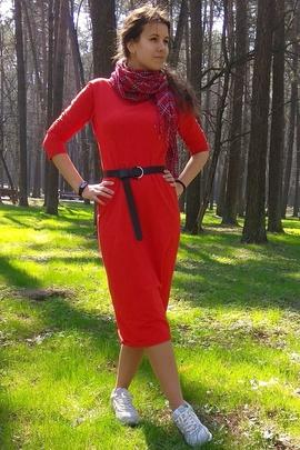 Платье Тельма.                                 cover of user feedbackОля