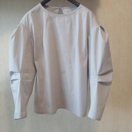 Блуза с изюминкой