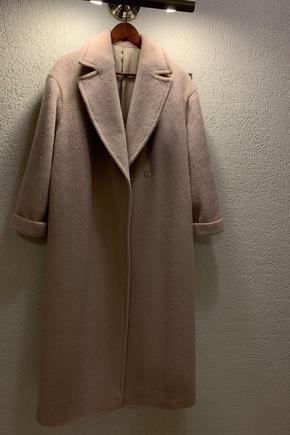 Любимое моё пальто