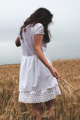 Платье Вики.                                 cover of user feedbackПользователь 27020