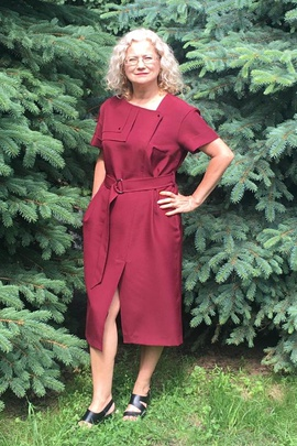 Платье Рената.                                 cover of user feedbackПользователь 104501