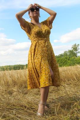 Платье Алисия.                                 cover of user feedbackIgoolka