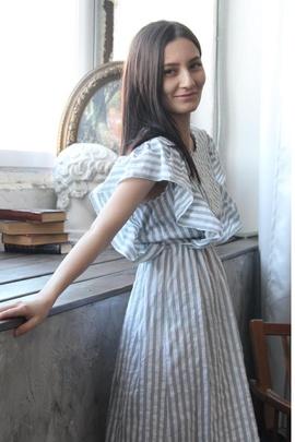 Платье Вики.                                 cover of user feedbackПользователь 38813