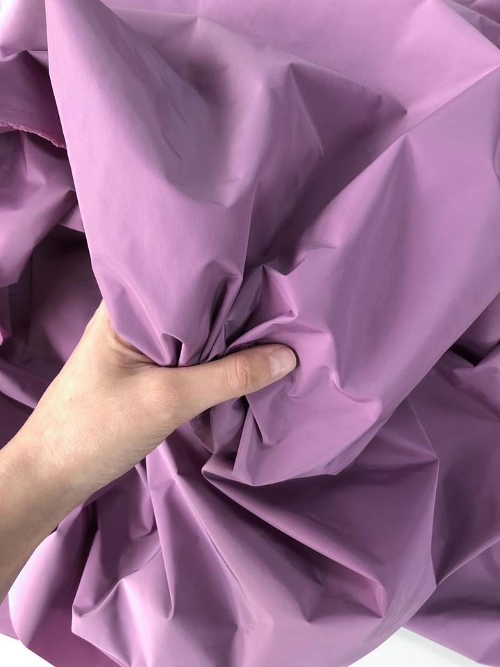 Курточная, фиолетовый ДЕФЕКТ