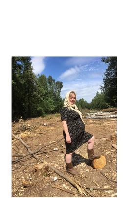 Платье Бланш.                                 cover of user feedbackПользователь 3678