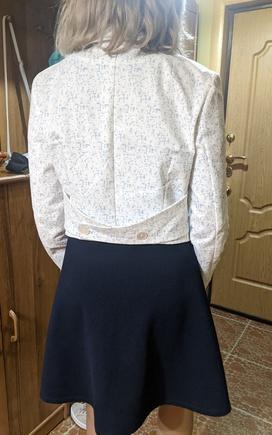 Шикарный пиджак!