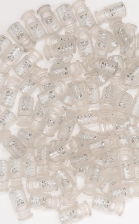 Фиксатор пластиковый, прозрачный